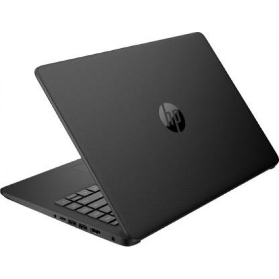 HP Pentium Quad Core - (8 GB/256 GB SSD/Windows 10 Home) 14s- DQ3018TU Thin and Light Laptop  (14 inch, Jet Black, 1.46 kg, With MS Office)