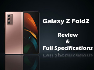 Galaxy Z Fold2 Price in India, Full Specifications