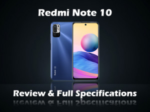 Redmi Note 10 Price in India, Full Specifications