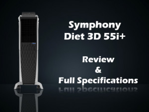 Symphony Diet 3D 55i+ Price in India, Full Specifications