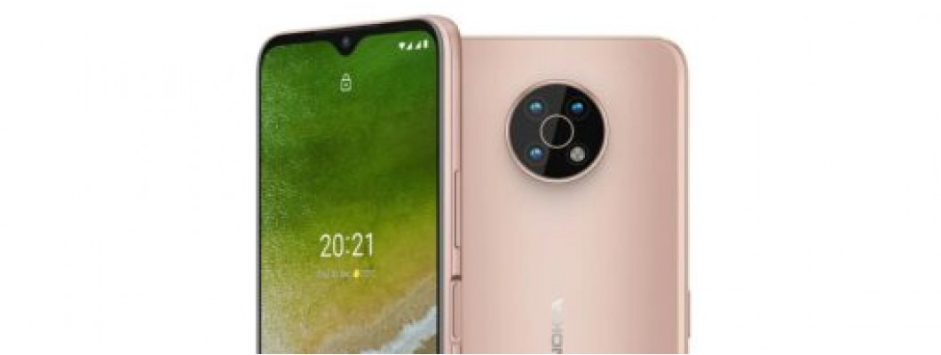 Nokia G50 5G Powered by Qualcomm Snapdragon 480 5G