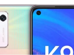OPPO K9s equipped with an X-axis linear motor for gamers
