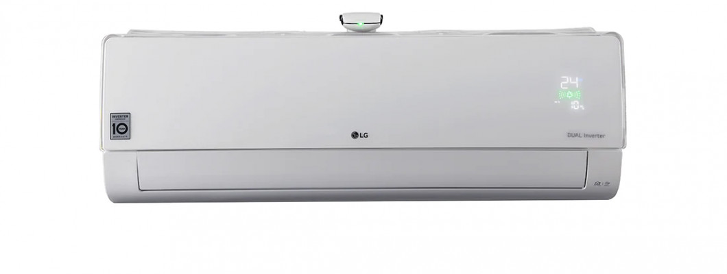 LG ECO Super Convertible 5-in-1 split AC review