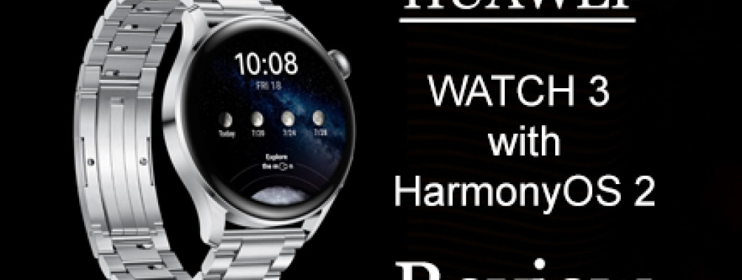 Huawei Watch 3 Price in India, Full Specifications