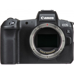 Canon EOS R Mirrorless Camera Body only(Black)