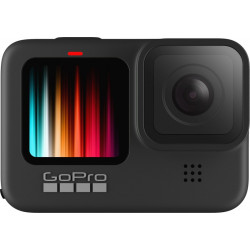 GoPro 9 Sports and Action Camera(Black, 23.6 MP)