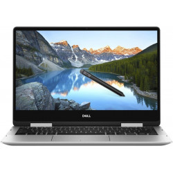 DELL Inspiron 13 7000 Series Core i5 8th Gen - (8 GB/256 GB SSD/Windows 10 Home) insp 7386 2 in 1 Laptop(13.3 inch, Platinum Silver, 1.45 kg, With MS Office)