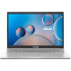 ASUS Core i3 10th Gen - (8 GB/1 TB HDD/128 GB SSD/Windows 10 Home) X415JA-EK092TS Thin and Light Laptop(14 inch, Transparent Silver, 1.60 kg, With MS Office)