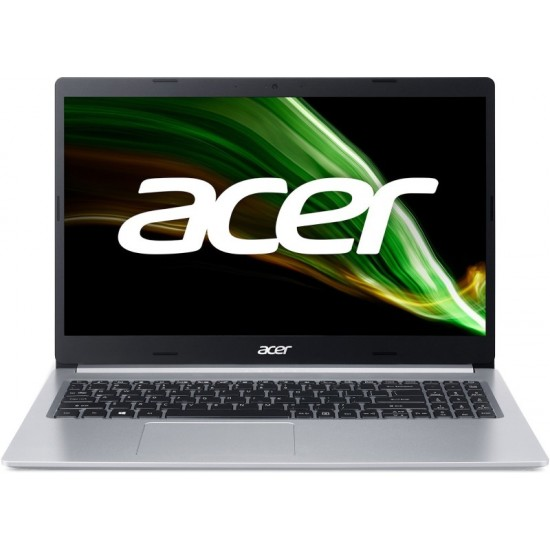 acer Aspire Ryzen 5 Hexa Core AMD Ryzen 5-5500U hexa-core - (8 GB/512 GB SSD/Windows 10 Home) A515-45 Thin and Light Laptop(15.6 inch, Pure Silver, 1.76 kg, With MS Office)