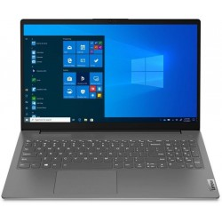 Lenovo Core i3 11th Gen - (4 GB/1 TB HDD/DOS) V15 ITL G2 Thin and Light Laptop(15 inch, Iron Grey, 1.7 kg)