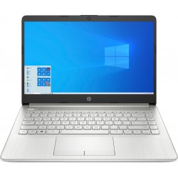 HP 14s Core i3 10th Gen - (8 GB/1 TB HDD/Windows 10 Home) 14s-er0004TU Thin and Light Laptop(14 inch, Natural Silver, 1.53 kg, With MS Office)