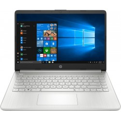 HP 14s Core i3 10th Gen - (8 GB/512 GB SSD/Windows 10 Home) 14s-DR1008TU Thin and Light Laptop(14 inch, Natural Silver, 1.46 kg, With MS Office)