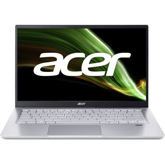 acer Swift Ryzen 5 Hexa Core 5500U - (8 GB/512 GB SSD/Windows 10 Home) SF314-43 Thin and Light Laptop(14 inch, Pure Silver, 1.2 kg, With MS Office)