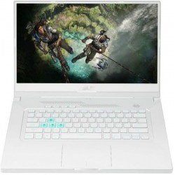 ASUS ASUS TUF Dash Series Core i7 11th Gen - (16 GB/512 GB SSD/Windows 10 Home/6 GB Graphics/NVIDIA GeForce RTX 3060/240 Hz) FX516PM-AZ155TS Gaming Laptop(15.6 inch, Moon Light White, 2. Kg, With MS Office)