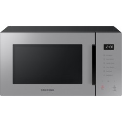 SAMSUNG 23 L Baker Series Microwave Oven with Steamer Bowl(MS23T5012UG/TL, Grey)