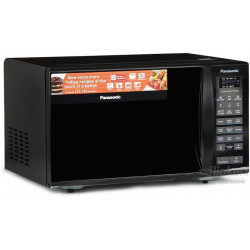 Panasonic 23 L Convection Microwave Oven(NN-CT353BFDG, Black Mirror)