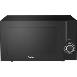 Galanz 20 L Solo Microwave Oven(GLZ-S1, Black)