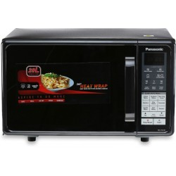 Panasonic 20 L Convection Microwave Oven(NN-CT254BFDG, Black)
