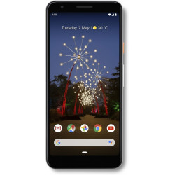 Google Pixel 3a (Clearly White, 64 GB)(4 GB RAM)