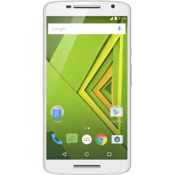 Moto X Play(With Turbo Charger) (White, 16 GB)(2 GB RAM)