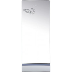 Haier 195 L Direct Cool Single Door 4 Star Refrigerator  with Mirror Glass Door(Mirror Glass, HRD-1954PMG-F)
