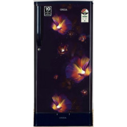 ONIDA 190 L Direct Cool Single Door 3 Star Refrigerator(BLUE LILY, RDS2053S)