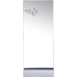 Haier 195 L Direct Cool Single Door 5 Star Refrigerator  with Mirror Glass Door(Mirror Glass, HRD-1955PMG-E)