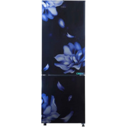 Haier 200 L Frost Free Double Door 3 Star Refrigerator(Blue, HRB-2764PSG-E)