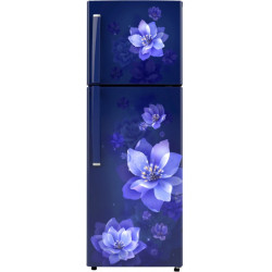 Whirlpool 265 L Frost Free Double Door 2 Star Refrigerator(Sapphire Mulia, IF CNV 278 (2s)-N)