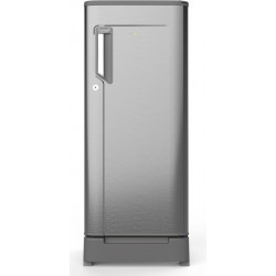 Whirlpool 215 L Direct Cool Single Door 3 Star Refrigerator with Base Drawer(Magnum Steel, 230 IMFR ROY 3S INV)
