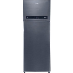 Whirlpool 440 L Frost Free Double Door 3 Star Convertible Refrigerator(Steel Onyx, IF INV CNV 455 (3s)-N)