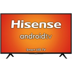 Hisense A56E 102 cm (40 inch) Full HD LED Smart Android TV with 9.0 PIE(40A56E)