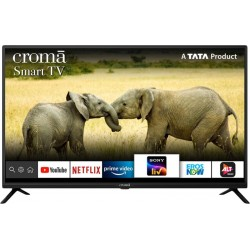 Croma 109 cm (43 inch) Full HD LED Smart Android TV(CREL7371)