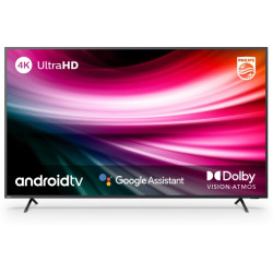 PHILIPS 8200 139 cm (55 inch) Ultra HD (4K) LED Smart Android TV(55PUT8215/94)