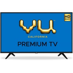 Vu Premium 80 cm (32 inch) HD Ready LED Smart Android TV(32US)