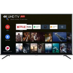 TCL 163.8 cm (65 inch) Ultra HD (4K) LED Smart Android TV(65P8E)