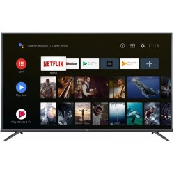 TCL 125.7 cm (50 inch) Ultra HD (4K) LED Smart Android TV(50P8E)