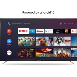 KODAK CA Series 108 cm (43 inch) Ultra HD (4K) LED Smart Android TV with Dolby Digital Plus(43CA2022)