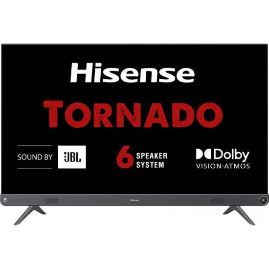Hisense A73F Series 126 cm (50 inch) Ultra HD (4K) LED Smart Android TV with 102 W JBL Speakers, Dolby Vision and Atmos(50A73F)