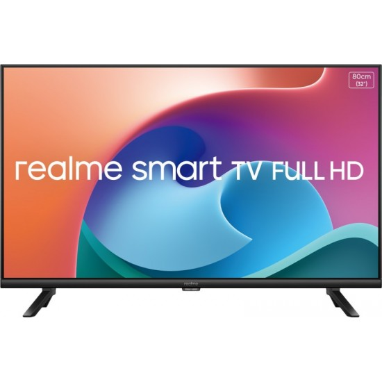 realme 80 cm (32 inch) Full HD LED Smart Android TV(RMV2003)