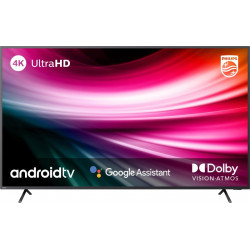 PHILIPS 8200 126 cm (50 inch) Ultra HD (4K) LED Smart Android TV(50PUT8215/94)