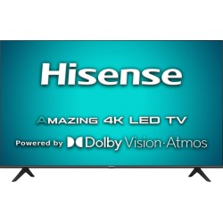 Hisense A71F 126 cm (50 inch) Ultra HD (4K) LED Smart Android TV with Dolby Vision & ATMOS(50A71F)