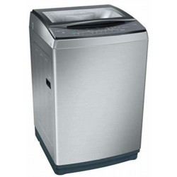 BOSCH 7 kg Fully Automatic Top Load Silver(WOE704S1IN)