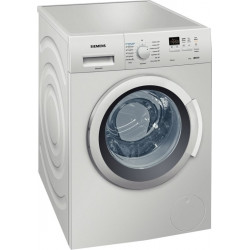 Siemens 7 kg Fully Automatic Front Load Silver(WM12K168IN)