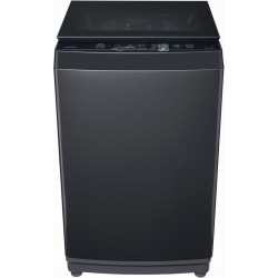 TOSHIBA 8 kg I-clean, 15-Minute Quick Wash, GREATWAVES Technology Fully Automatic Top Load Grey(AW-DJ900D-IND)