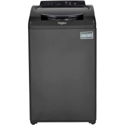 Whirlpool 7.5 kg Fully Automatic Top Load with In-built Heater Grey(Stainwash Ultra SC 7.5 Grey 10 YMW(31357))