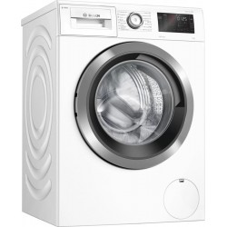 BOSCH 8 kg Fully Automatic Front Load with In-built Heater White(WAT286H8IN)