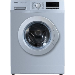 Galanz 7 kg Quick Wash Fully Automatic Front Load with In-built Heater Silver(XQG70-F712DE)