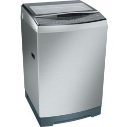 Bosch 12 kg Inverter Fully Automatic Top Load Silver(WOA126X0IN)