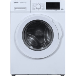 Galanz 8 kg Quick Wash, Inverter Fully Automatic Front Load with In-built Heater White(XQG80-F814VE)